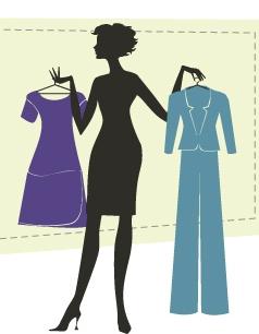 lending clothes