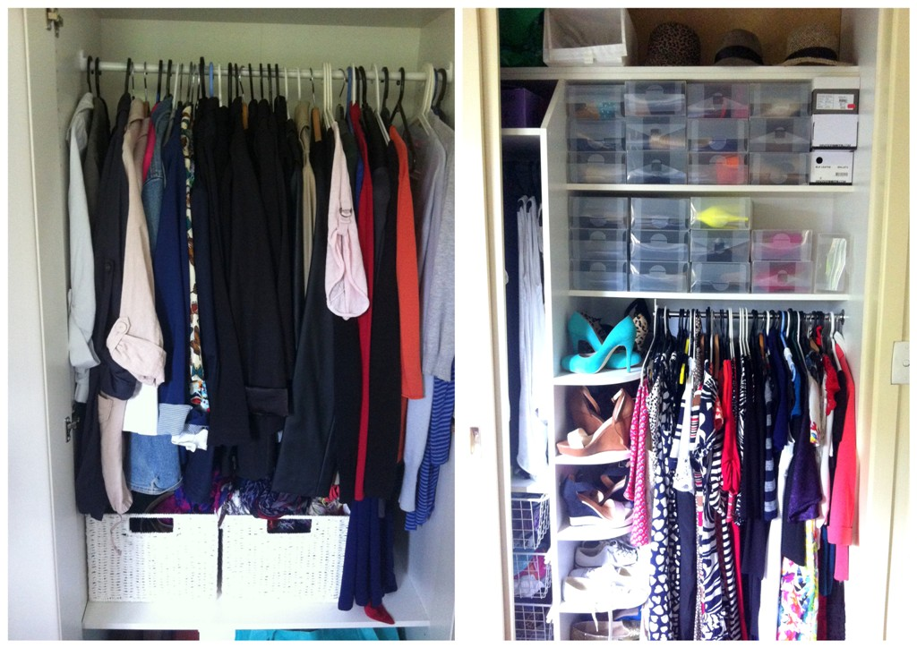 How To Have A More Organized Wardrobe