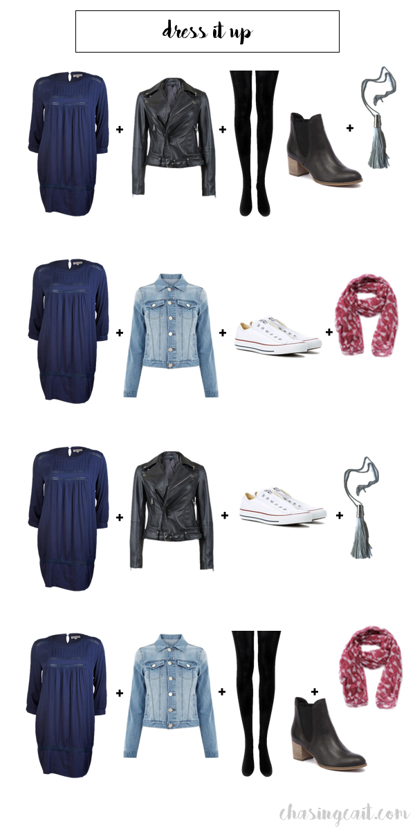 Dress it up casual capsule wardrobe_ChasingCait